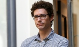 US author Joshua Ferris won the Dylan Thomas prize with his book To Rise Again at a Decent Hour